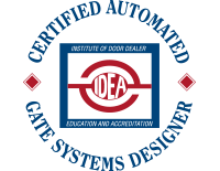 IDEA Automated Gate Systems Designer Certification